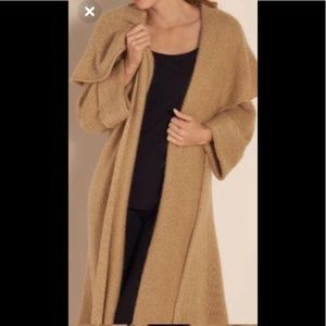 NWT! Soft Surroundings Telluride Topper Duster